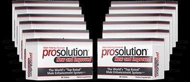 Prosolution 12 Month Supply